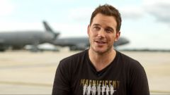 Chris Pratt on His Evolving Roles in Hollywood and Life at Home