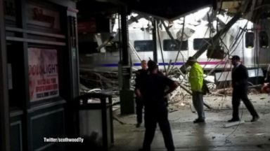 Nightline 09/29/16: At Least 1 Dead, Over 100 Injured in NJ Transit Train Crash
