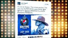 Lady Gaga Set to Headline Super Bowl Halftime Show