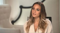 DWTS Contestant Jana Kramer Speaks Out on Martial Troubles