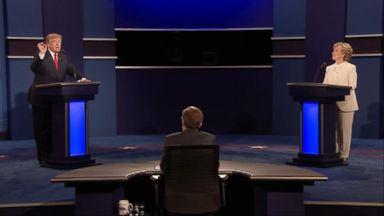 Nightline 10/19/16: Hillary Clinton, Donald Trump Clash in Final Presidential Debate