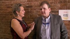 Face Transplant Recipient Meets Donor Mother for First Time: Part 2