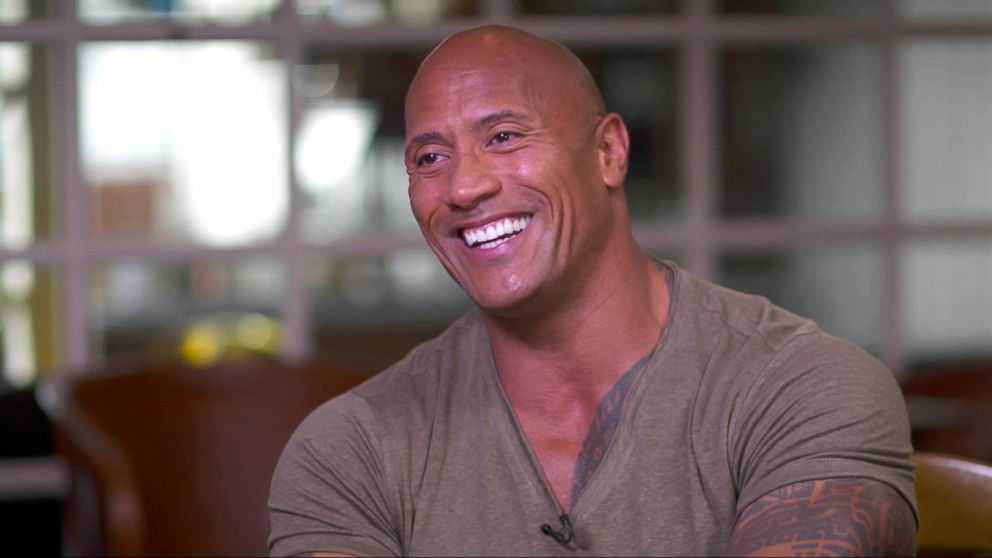 Dwayne Johnson on Singing, Shedding 'Manly Tears' for Disney's 'Moana' Video