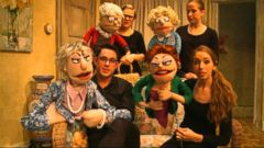 The Golden Girls Are Back, as Puppets