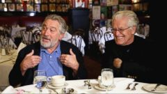 Robert De Niro, Jerry Zaks on Doing A Bronx Tale on Broadway in 2016