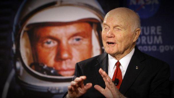 Remembering Legendary Astronaut John Glenn