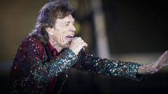 Mick Jagger Welcomes his 8th Child