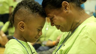 Nightline 12/09/16: Mothers Behind Bars Get to Reunite with Kids for a Day