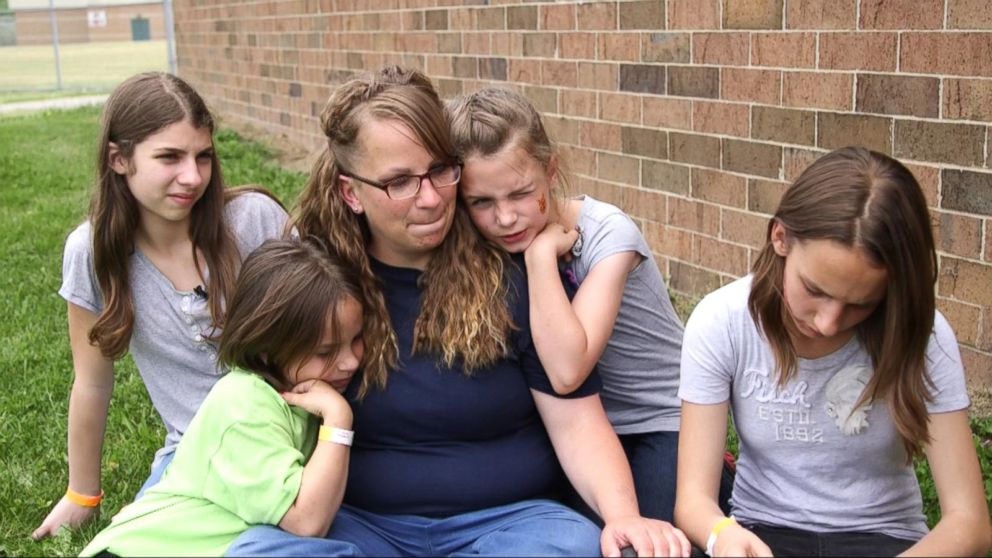 Mothers Behind Bars Get to Reunite with Kids for a Day