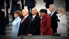 At Inauguration, a Peaceful Transition of Power: Part 3