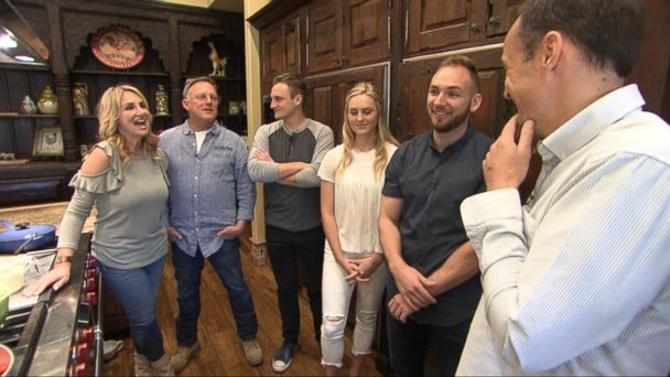 VIDEO: Inside 'The Bachelor' mansion, which is a family's real-life home
