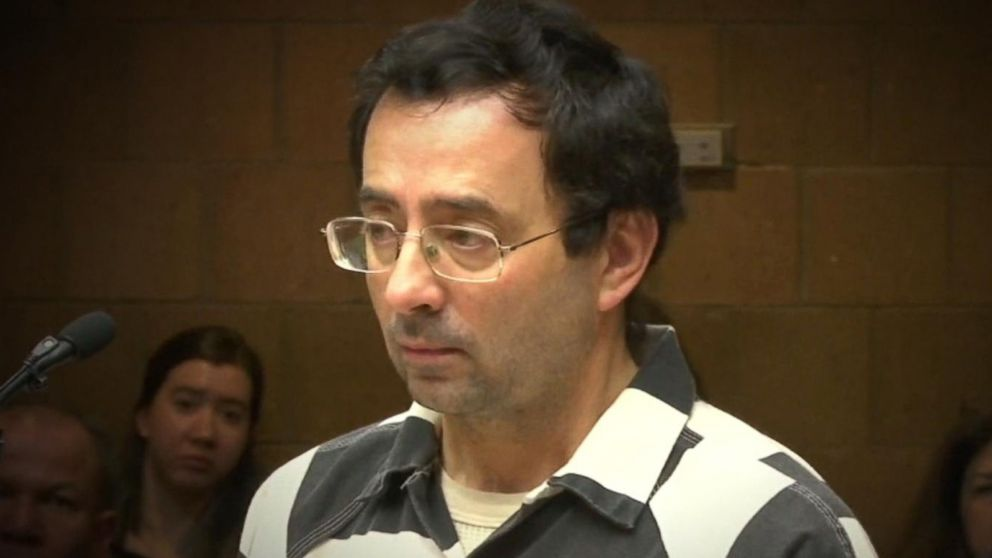 Former female gymnasts accuse doctor of molesting them during treatment