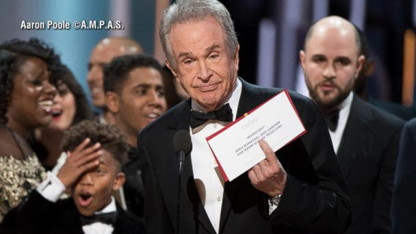 VIDEO:  How the shocking best picture Oscar winner snafu happened