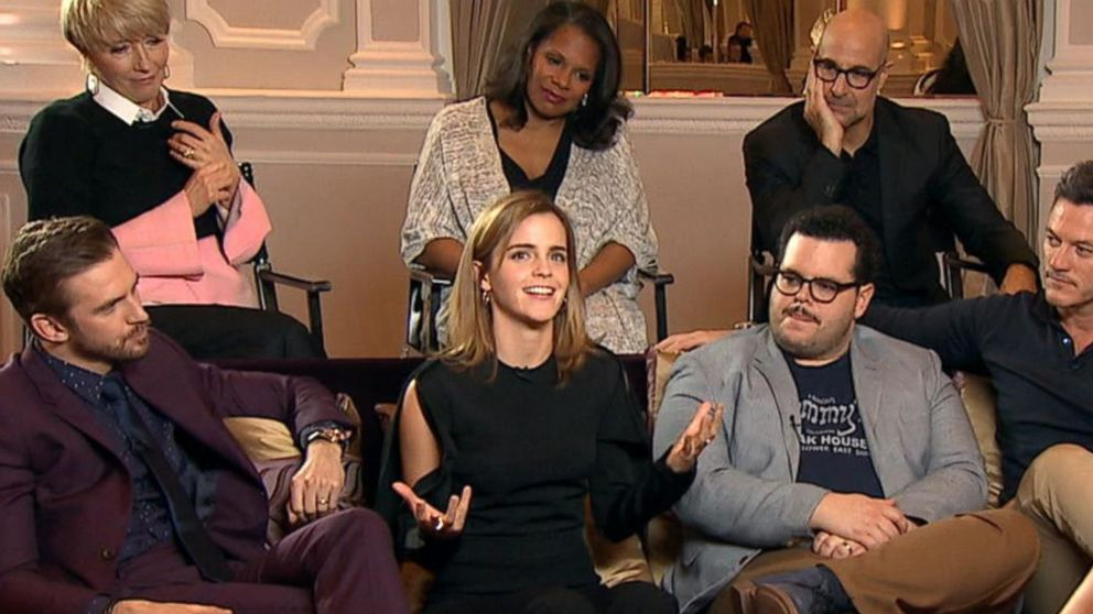 Cast Of Live Action Beauty And The Beast Dish On Playing Classic Characters Video