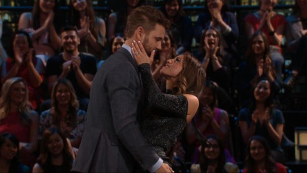 VIDEO:  In 'The Bachelor' finale, Nick Viall finally finds love