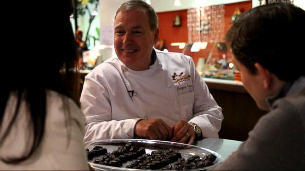 VIDEO:  Inside Choco-Story New York, Jacques Torres' chocolate museum