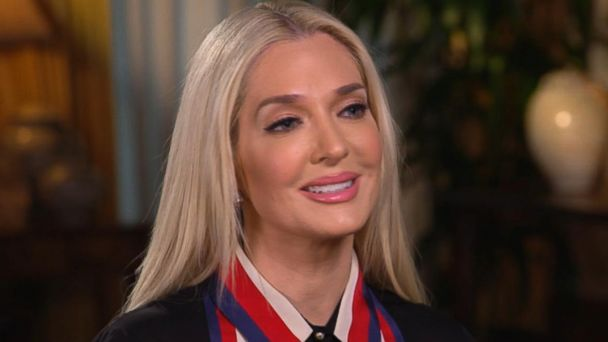 VIDEO:  Erika Jayne on going from 'Real Housewives' to 'Dancing with the Stars'