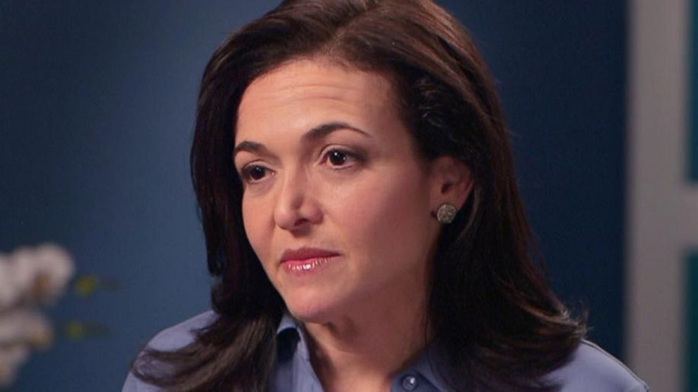 VIDEO:  How Sheryl Sandberg says she dealt with her grief after her husband's death