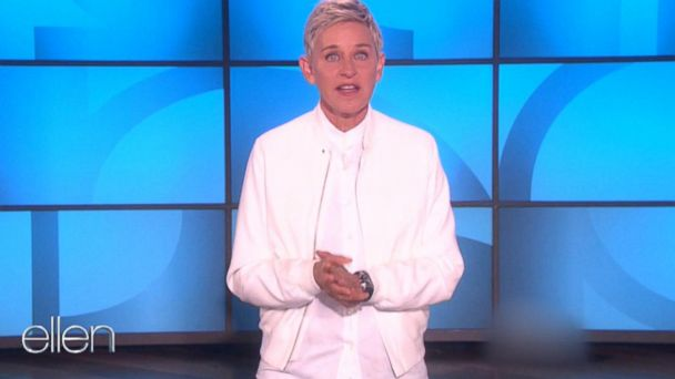 VIDEO:  Ellen DeGeneres reflects on 'coming out' episode 20 years later