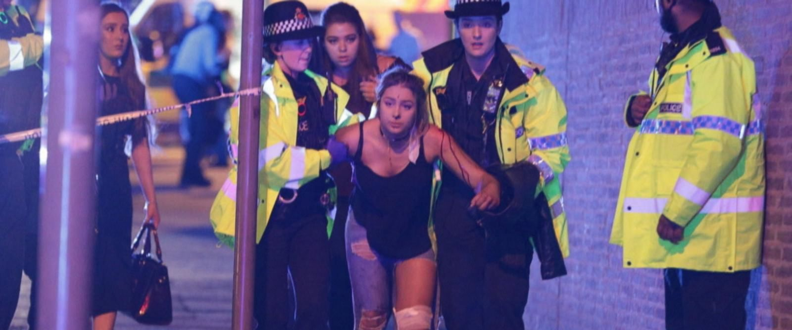VIDEO: At least 19 dead at Ariana Grande concert in Manchester, England