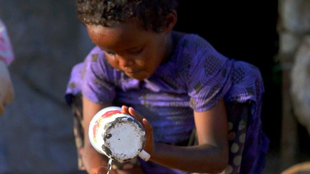 VIDEO:  Climate for conflict: Fighting to survive in Somalia plagued by drought
