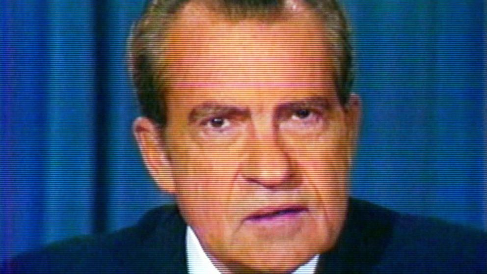VIDEO:  Watergate: Inside the scandal that took down a presidency
