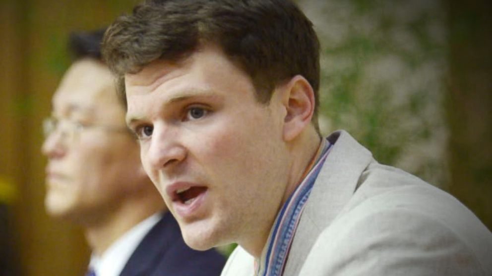 VIDEO:  Otto Warmbier, American student detained by North Korea, dies