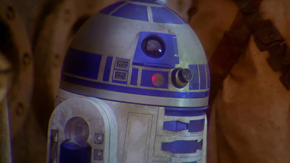 VIDEO:  R2D2 used in 'Star Wars' films sells for $2.6M at auction