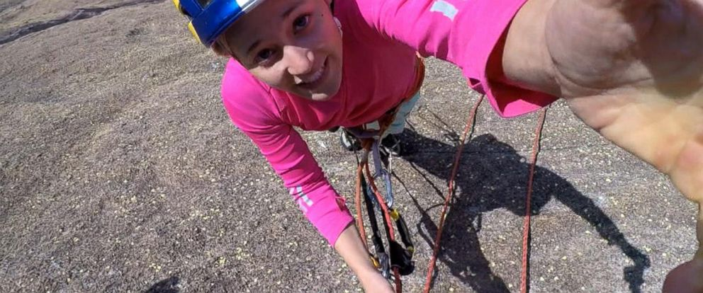 VIDEO: World champion rock climbers history-making free climb in Africa