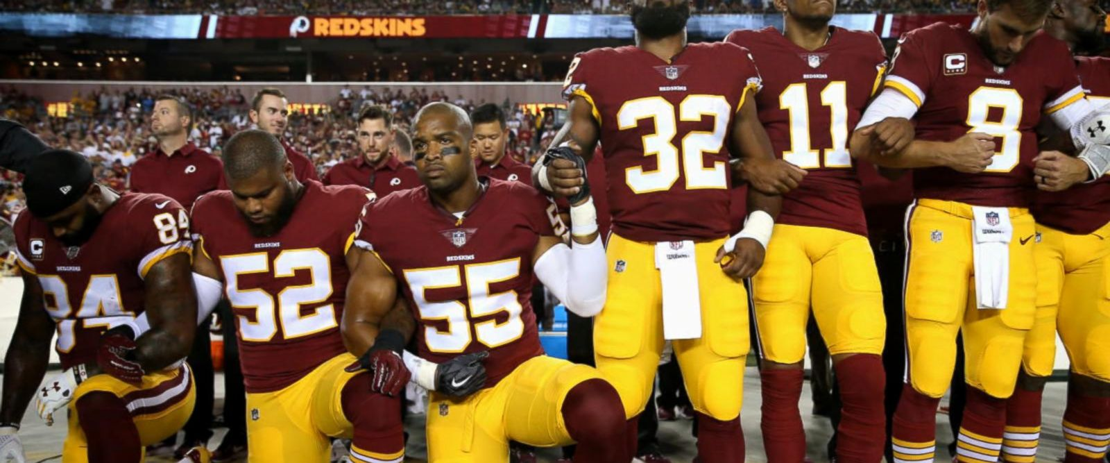 VIDEO: Athletes defend NFL protests amidst Trump's condemnations