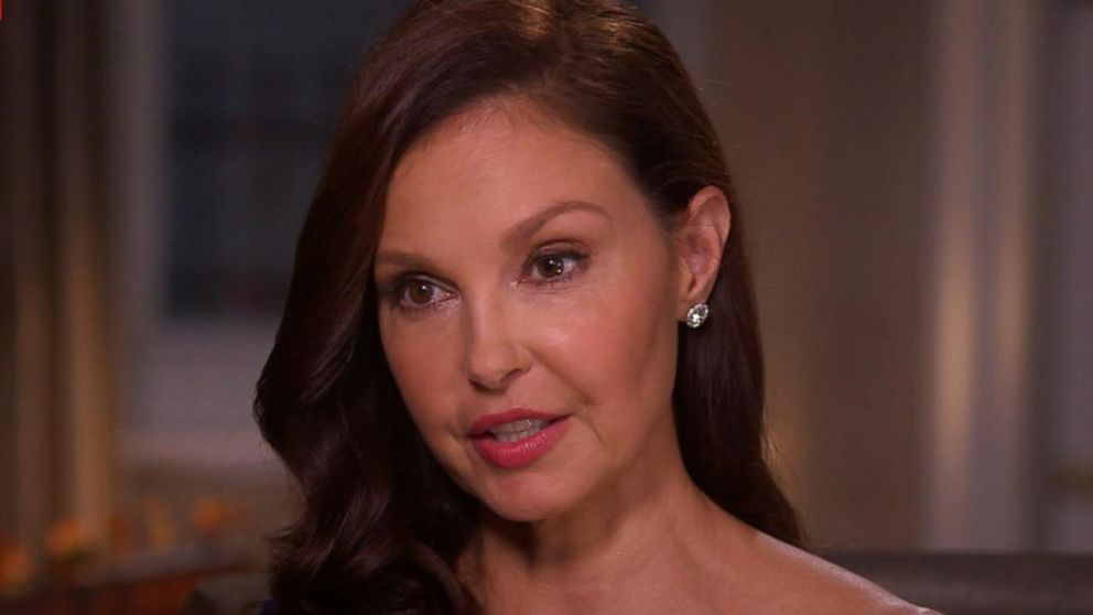 VIDEO: Ashley Judd: Girls, If it doesnt feel right, its not