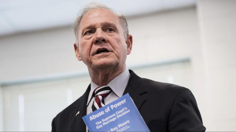 Roy Moore, Doug Jones set to face off in Alabama Senate election