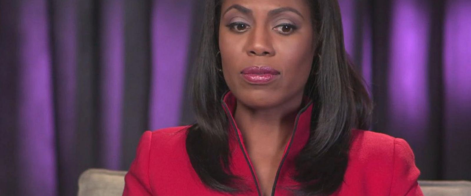 VIDEO: Omarosa Manigault: Donald Trump 'is not a racist'