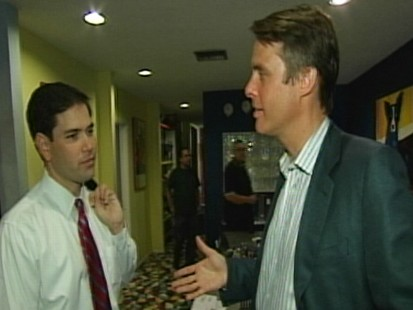 Video of Exclusive Interview with Marco Rubio