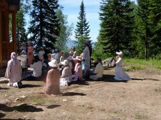 Jesus in Siberia