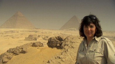 VIDEO: Amanpour is standing in front of an ancient pyramid structure. Do you know where she is?
