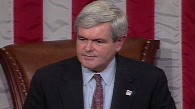 VIDEO: Speaker of the House Newt Gingrich