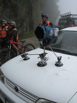 Bolivia Adventure Bikers