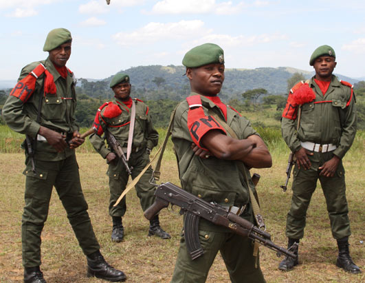 Congolese Soldiers (Photo Courtesy of ABCNews.com)