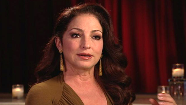 "PHOTO: Cuban-American singing sensation Gloria Estefan sat down with ""Nightline"" to talk about music that has influenced her over the years."