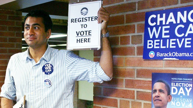PHOTO:&nbsp;Kal Penn's job as a White House liaison to young voters for the past two years has been to re-energize them during a time when the job market is bleak and compromise on Capitol Hill seems impossible. He clearly has had his work cut out for him.