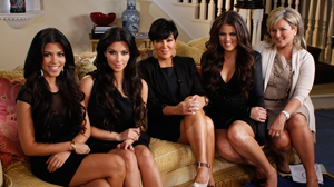 "PHOTO The Kardashian clan -- from left: Kourtney, Kim, Kris and Khloe -- sat down with ""Nightline"" co-anchor Cynthia McFadden for an exclusive interview"
