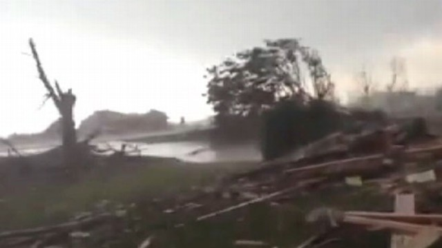 Video: Deadly Twisters Hit Oklahoma for Second Time