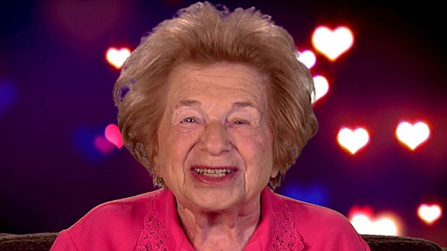 Dr. Ruth: How to Spice Up You Love Life