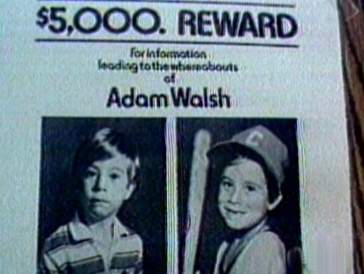 Adam Walsh Parents