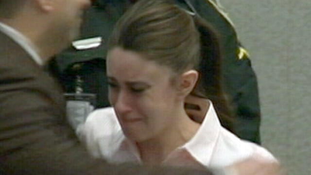 Casey Anthony Claimed Date Rape?