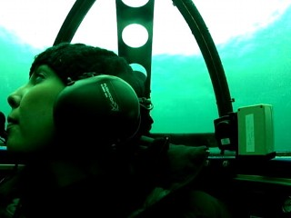 Watch: Battle for the Arctic: Submarine Dive