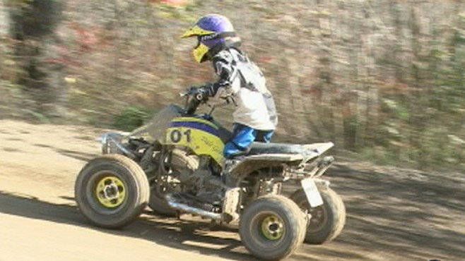 ATV Dangers and Kids