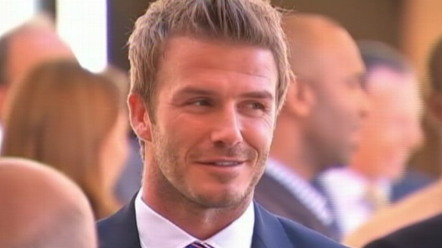 Brand it Like David Beckham