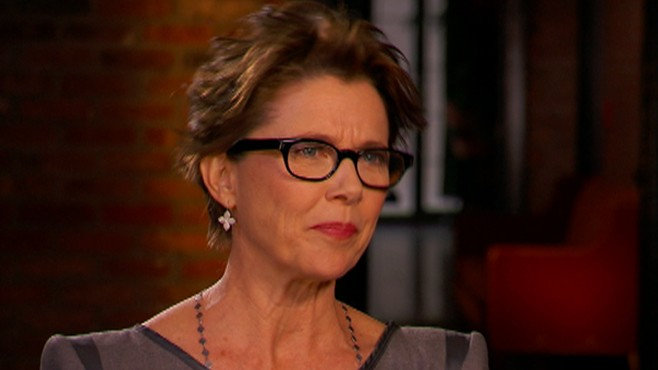 Annette Bening and the Oscars
